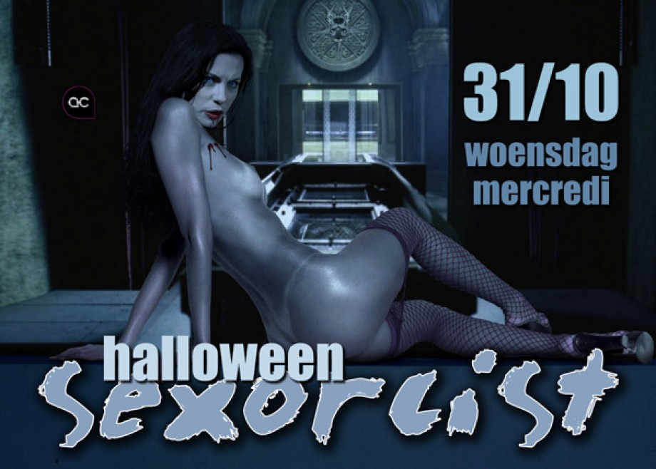 Sexorcist Wednesday  31 10 - Events - Acanthus