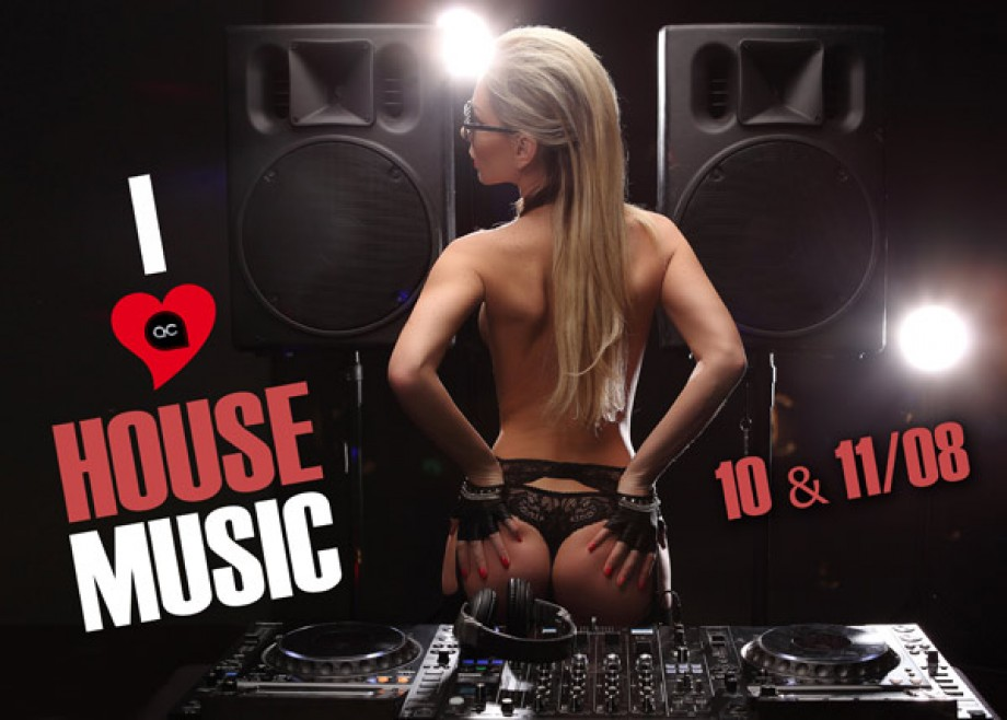 House Music Vrij  10 Zat  11 08 - Events - Acanthus